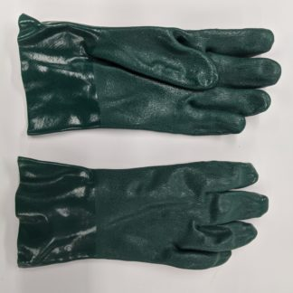 Green Poly Vinyl Chloride (PVC)